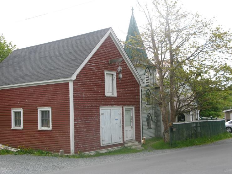 26-Newfoundland village